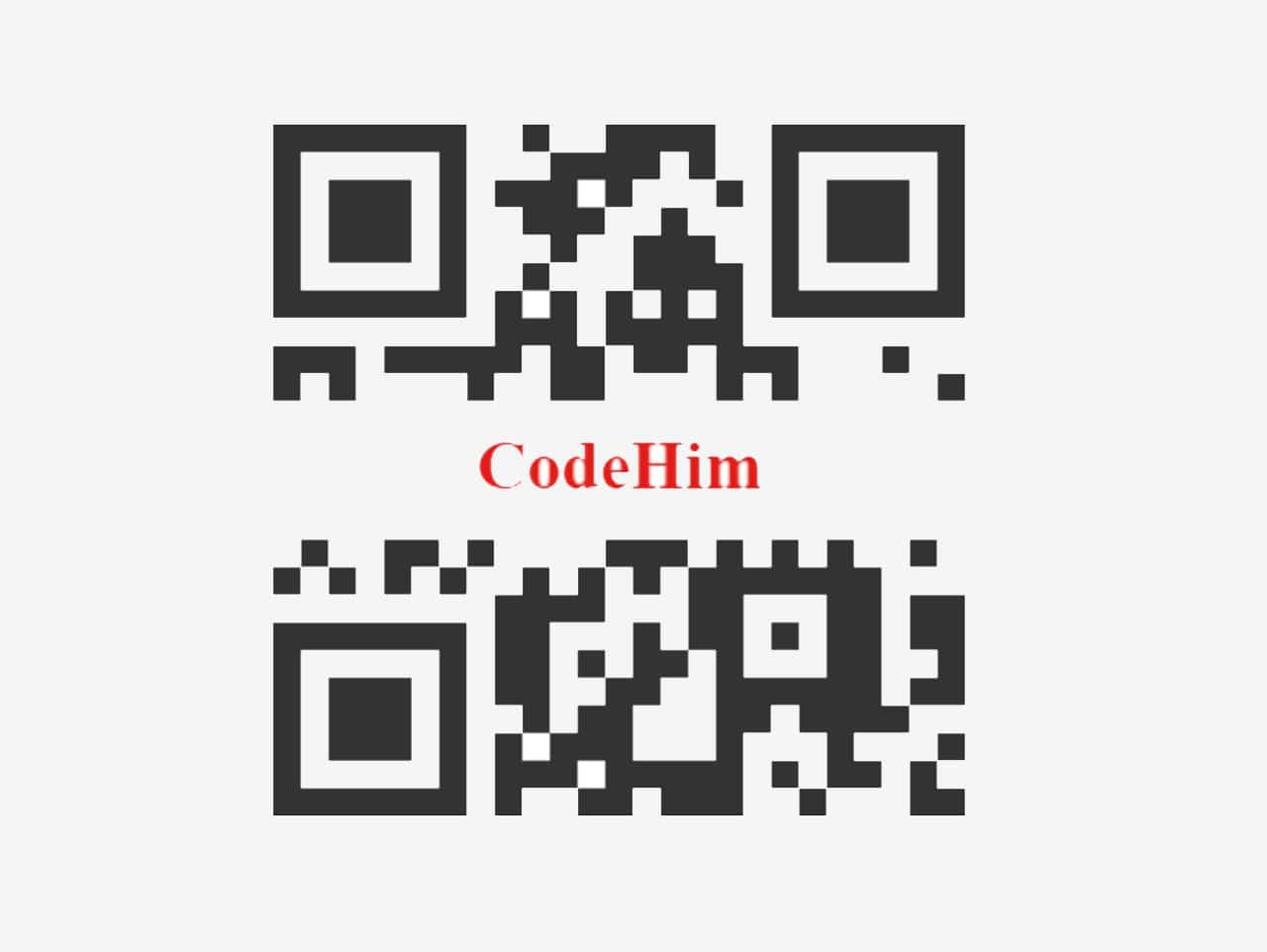 JavaScript QR code Generator with Logo - jQuery qrcode
