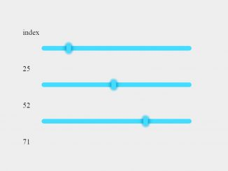 Simple Range Slider Plugin for jQuery