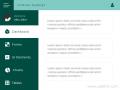 CSS Sidebar Navigation Menu with Icons